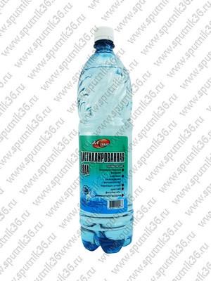 вода дистил технич 1,5л  Элтранс