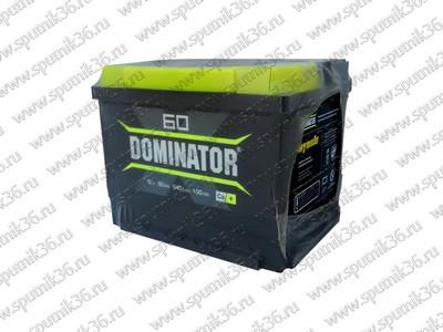 акб DOMINATOR 60 обр (560А)
