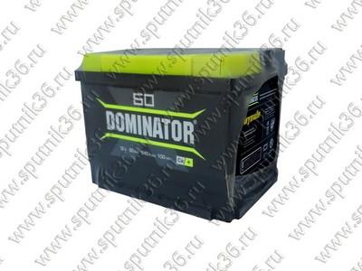акб DOMINATOR 60 (560А)